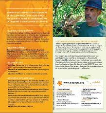 op a chambre d agriculture biophyto vers une production de mangues sans insecticide à la