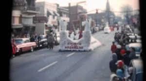 1960s christmas parade living nativity float tiffin ohio 8mm