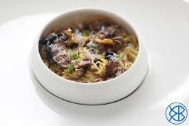 cuisiner du faisan recette gastronomique pâtes fraîches au faisan saveur des bois