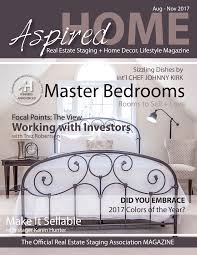 subscribe today aspired home magazine