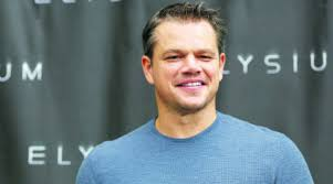 Challenge Water Wrong Matt Damon Takes Challenge With Toilet Water The