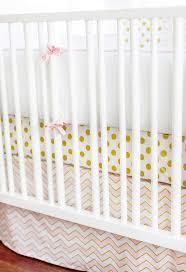Pink And Gold Baby Bedding Gold Burst Posey Crib Bedding Set Rosenberryrooms Com
