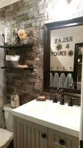best 10 rustic bathroom makeover ideas on pinterest half fair idea