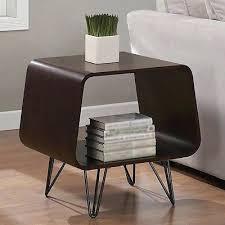 West Elm Bedside Table Side Table Retro Bedside Tables Australia Retro Side Tables For