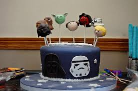Star Wars Cakes May The Frost Be With You Ajeinomoto Spices