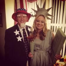Diy Halloween Costume Pinterest by Lady Liberty And Uncle Sam Diy Halloween Costumes Lady Liberty