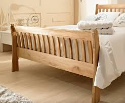 Oak Sleigh Bed Oak Sleigh Bed Options Vine Dine King Bed Oak Sleigh Bed For