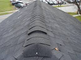 Garage Roofs Installing A Roof Ridge Vent Roofing Decoration