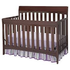 Delta Convertible Crib Toddler Rail Delta Remi 4 In 1 Convertible Crib In Chocolate Bed Bath Beyond