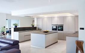 matt grey holywood kitchen