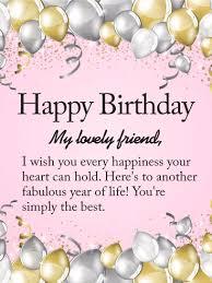 happy birthday friend cards birthday cards for friends birthday