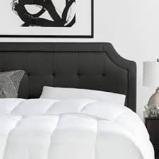 Black Upholstered Headboard Upholstered Headboards Shop The Best Deals For Dec 2017