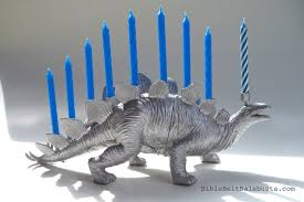 cheap menorah menorah saurus for mr bill bible belt balabusta