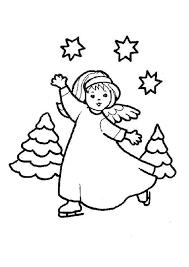 dessin u0027un petite fille qui danse sur la glace avec ses patins au