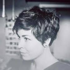 short wavy pixie hair 67 bedste billeder om hair ideas 2013 på pinterest
