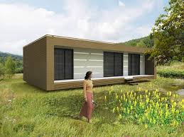 Affordable Small Homes Modern Prefab House Good Decorating Ideas Pics On Captivating