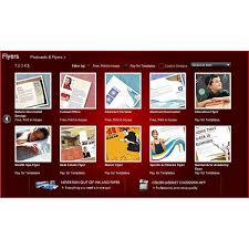 brochure templates hp hp brochure templates hp flyers free for the taking easy templates