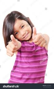 cute child thumbs up stock photo 104594060 shutterstock