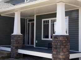 Decorative Exterior House Trim Exterior Decorative Columns Easy Way To Choose Decorative