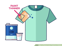 How To Remove Paint From Upholstery 4 Ways To Remove Latex Paint From Clothes Wikihow
