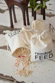 reindeer feed gift idea the idea room