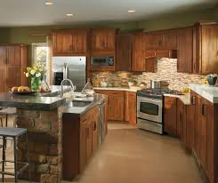 kitchen nice rustic shaker kitchen cabinets graystove rustic