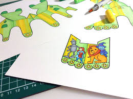 diy how to make a pop up emerald city of oz best pop up books