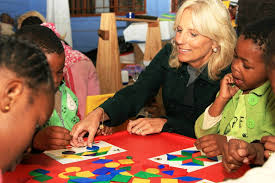 file dr biden plays educational with south