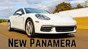 Porsche Panamera Next Gen - new 2018 porsche panamera 4 971 second generation youtube