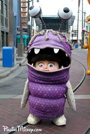 Monster Boo Halloween Costume 68 Boo Monsters Images Disney Monsters