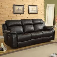 Best Reclining Sofa Brands Leather Sofas Couches U0026 Loveseats Shop The Best Deals For Nov