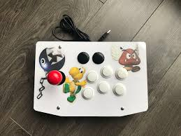 Custom Stick Flags Arcade Stick Custom Build Simple Diy 4 Steps With Pictures