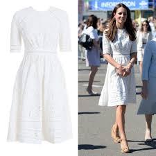 zimmermann clothing buy kate middleton s white lace zimmermann dress popsugar