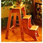 Free Wooden Step Stool Plans by Step Stools At Woodworkersworkshop Com