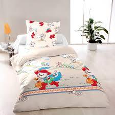 tommy cotton junior bed linen set duvet cover u0026 pillow cases