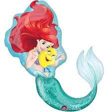 mermaid friends 29 u0026 34 shape balloon party