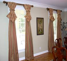 Tuscan Style Curtains Ideas Great Tuscan Style Curtains Decor With Window Treatments
