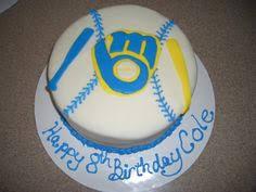 baseball cake baseball birthday ideas pinterest bolos de