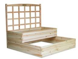 Homedepot Trellis Home Depot Raised Garden Bed With Trellis 89 Free Shipping
