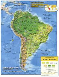4 american cultures map south american natives