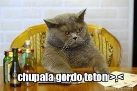 Gordo Meme - meme creator chupala gordo teton meme generator at