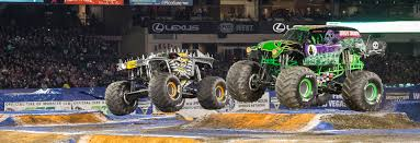 monster truck jam anaheim week in review monster jam