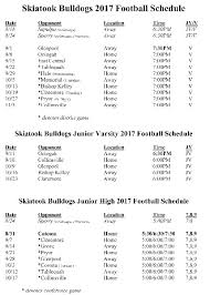 skiatook public schools football