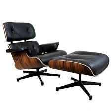 manhattan eames lounge chair u0026 ottoman rosewood italian