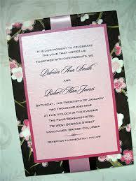 sles of wedding invitations ca wedding invitations 101 styles part 3 the