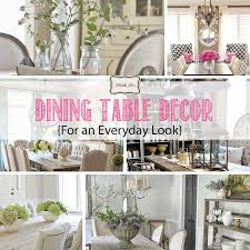 Dining Room Table Decor Ideas Dining Table Centerpiece Ideas For Everyday Home Design