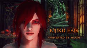 kijiko hair for oblivion at oblivion nexus mods and community