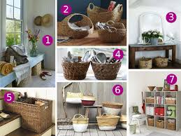 baskets for home decor with baskets