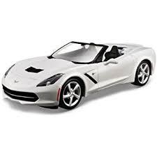corvette stingray convertible amazon com maisto 1 24 scale 2014 corvette stingray convertible