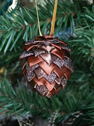 ribbon pinecone crafting stylish decor for special occasions